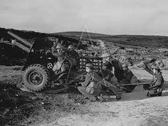Image result for British 25 Pounder Field Gun