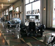 Auburn Cord Duesenberg Museum-