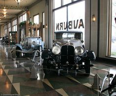 Auburn Cord Duesenberg Museum- Thank you, Uncle!!!