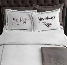 Elegant Mr. Right Mrs. Always Right SVG digital cutting file
