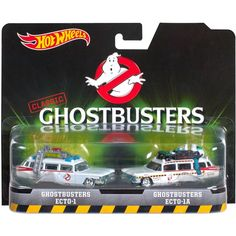 HOT WHEELS x GHOST BUSTERS