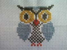 What a sweet little owl. I'm making a gift for my friend Deb who adores owls. Thanks for the cute pattern.