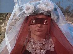 Veils + Couples in Ashik Kerib (Sergei Parajanov, 1988)