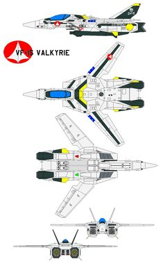 Valkyrie II SAP Technical Data Equipment Type: main variable space fighter Government: U. Spacy Introduction: 2081 Operational Deployment: 2082 Accommodation: pilot only Dimensions: unknow. Macross Valkyrie, Robotech Macross, Macross Anime, Mecha Anime, Space Fighter, Fighter Jets, Gi Joe, Thrust Vectoring, Sci Fi Anime