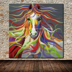 Painting Horse On Canvas Ideas Horse Art Print, Zebra Painting Canvas, Art Painting, Horse Canvas Painting, Painting, Animal Paintings, Canvas Art, Canvas Painting, Painting Blog