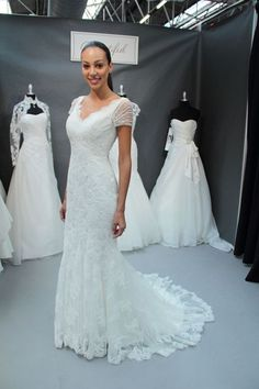 Enzoani Fall 2013 Wedding Dresses Collection (Photos by Levi Wilson)