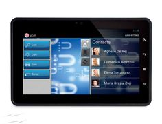 Touch screen TFT tablet / monitor for your video door entry system - upgrade today!