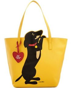 Marc Tetro Dachshund Shopper