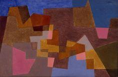 Paul Klee, Überbrückung (Bridging), 1935