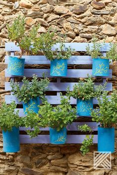 42 Brilliant Diy Pots Design Ideas For Vertical Garden Paper Star Lights, Yard Games For Kids, Wood Mug, Gardening Tips, Urban Gardening, Yard Design, Types Of Plants, Front Yard Landscaping, Plant Decor