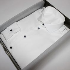 chemise luxe non iron | chemise 100% coton| chemise homme| chemise col italien ouvert| chemise non iron| chemise bas liquette| chemise sans gorge| Chemise poignets mixtes