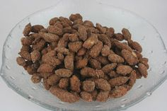 crock pot cinnamon almondsA Year of Slow Cooking: Sugared Cinnamon Almonds Slow Cooker Recipe