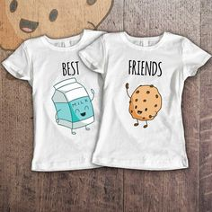 369ea088ce Best friend shirts / matching best friend shirts / friends t shirt / funny  t shirts / best friend outfits / best friend t shirts
