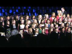 Once Upon a Silent Night by Children Choir in Grace Community Church's Christmas Concert of 2009 - YouTube