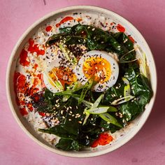 We So Love These 59 Miso Recipes   Bon Appétit Kale Recipes, Egg Recipes, Cooking Recipes, Cooking Tips, Recipies, Sin Gluten, Gluten Free, Healthy Breakfast Recipes, Healthy Recipes