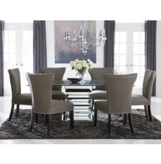 Mirage II Dining Collection | Casual Dining | Dining Rooms | Art Van  Furniture   Michiganu0027s