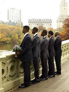 Beautiful African American Men