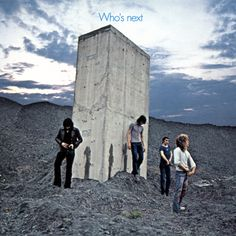 Who's Next Greatest Album Covers, Behind Blue Eyes, Google Play Music, Great Albums, Lp Vinyl, Vinyl Records, Music Songs, Rock Music, Cool Things To Buy