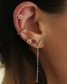 Cartilage Piercing