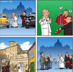 Las sorpresas del Papa Francisco