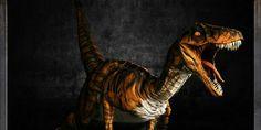 Savage Novaraptor from Primal Carnage