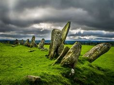 Ancient Celtic Wisdom of the Beltany Stone Cirlce