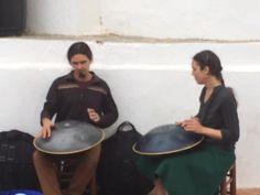 Hang Drum Orange Square, Marbella Marbella Old Town, Orange Square, Drums, Percussion, Drum, Drum Kit