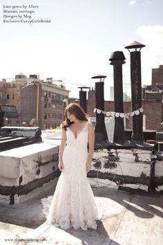 PLUS Model Magazine: Bridal Issue Plus Size Wedding Bride May 2012