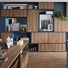 In love por esta estantes da Bep Arquitetura que acabamos de postar em PROJETOS