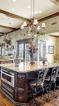 Luxury Kitchens charisma design