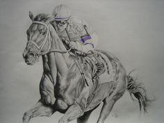 Pencil Drawings of Horses Horse Pencil Drawing, Horse Drawings, Pencil Drawings, Horse Sketch, Horse Coloring Pages, Horse Artwork, Charcoal Art, Cowboy Art, Racehorse