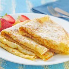 Breakfast Crepes