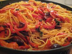 A New Favorite Pasta Dish