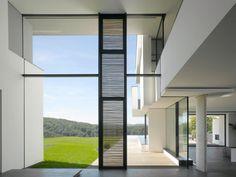 Love it.... Casa Oberen Berg / Alexander Brenner