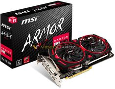 Informática Sin Limites: MSI Radeon RX 570 Armor MK2