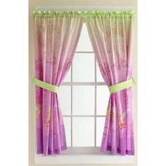 1000 images about tinkerbell curtains for girls bedroom