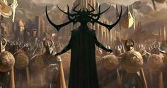 Hela Arrives in Latest Thor: Ragnarok Set Video and Photos -- Brief videos and photos from the Australia set of Thor: Ragnarok offer our first look at Cate Blanchett's Hela as filming continues. -- http://movieweb.com/thor-3-ragnarok-hela-cate-blanchett-set-video-photos/