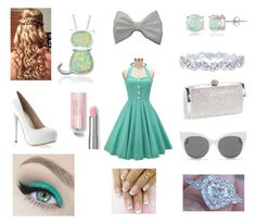 """""""My First Kiss"""" by jasmine360 ❤ liked on Polyvore"""