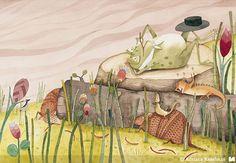 Adriana Keselman | Ilustradores Argentinos | La Ilustración Argentina Destacada