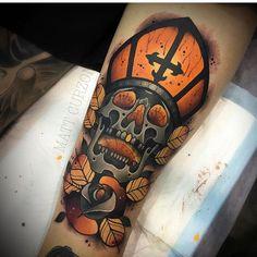 fox nebula tattoo - photo #42
