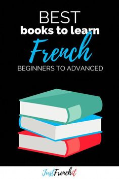 What are the best books to learn French for beginners? the best French books for intermediates? the best French books for advanced? I'm telling you how to read in French. French Language Lessons, French Language Learning, Learn A New Language, French Lessons, Learning Spanish, Spanish Lessons, Spanish Language, French Tips, Learning Italian