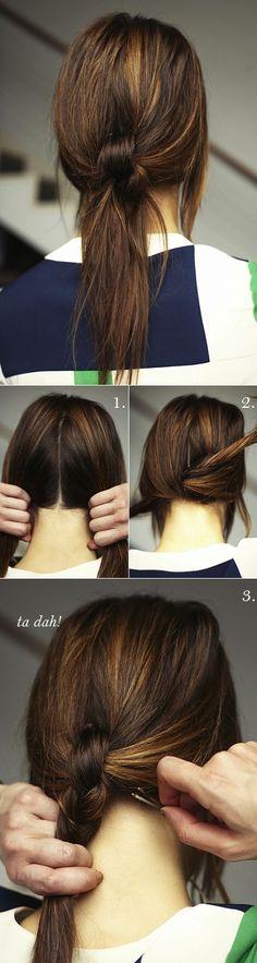 Autumn Hair: The knotty pony