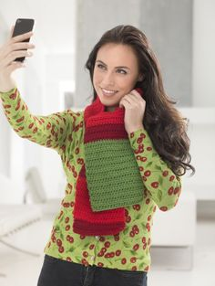 Image of Cherry Scarf
