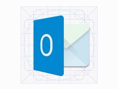 MS Office Icons Iedesign the Material Way