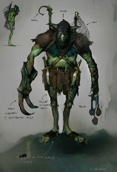 Goblin Skulker from Rift