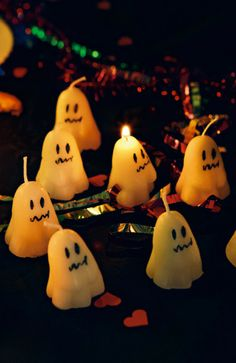 ghost candle