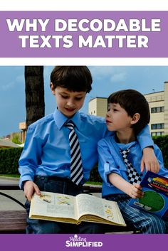 In this post, I explore the reasons why decodable texts matter and why they have a huge impact when developing strong sound-based decoding skills! Reading Fluency, Reading Intervention, Teaching Reading, Reading Aloud, Struggling Readers, Early Readers, Decoding Strategies, Reading Difficulties, Reading Incentives