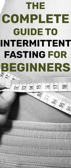 Want to burn fat, boost your energy and reduce risks of heart disease and illness? This guide to intermittent fasting for beginners will show you how. Guide To Fasting, Secondary Source, Nothing To Fear, Growth Hormone, Lean Body, Stay Young, How To Increase Energy, Intermittent Fasting, Weight Loss Journey
