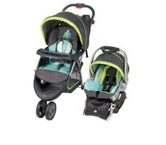 Infant Car Seat Travel Stroller System Folding Canopy Base Unisex Baby Trend New 90014018801 | eBay