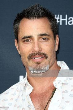 Actor Victor Webster attends the premiere of Amazon's series 'Hand Of God' held at the Ace Theater Downtown LA on August 19, 2015 in Los Angeles, California.
